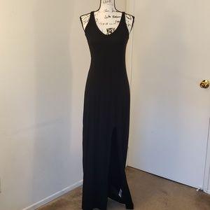 Express Maxi V-Neck Dress